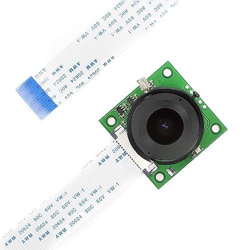 Pi 2 and Raspberry Pi 3,3B+ Arducam 5 Megapixels 1080p OV5647 Camera Module with CS Mount Lens for Raspberry Pi Model A//B//B+
