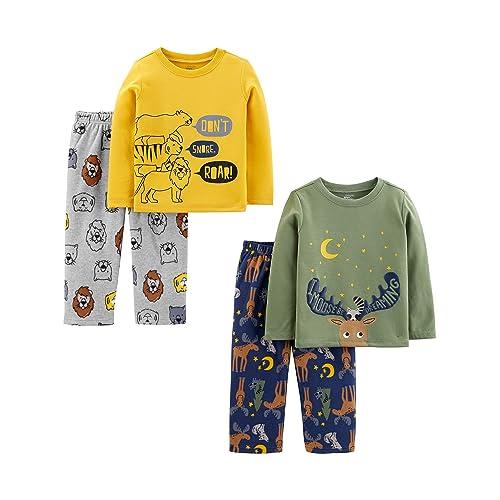 Simple Joys by Carters Baby-Boys 4-Piece Pajama Set
