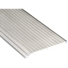 "NEW Pemko 272A-72 Door Saddle Threshold 72/"" L 6/"" W 1//4/"" H Mill Finish Aluminum"