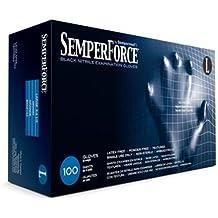 SemperSure Nitrile Powder-free Textured Large