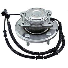 Moog 512342 WJB WA512342 SKF BR930728 Timken HA590229 Cross Reference Rear Wheel Hub Bearing Assembly
