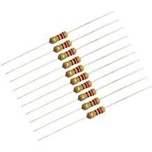 281-390-RC 25 Piece Lot 390 Ohm 1 Watt 5/% Metal Oxide Resistor