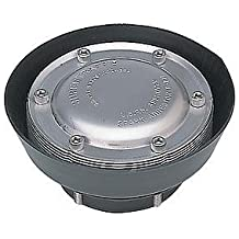 Inlet//5 in SuperTrapp Muffler Disc-Only 3 1//2 in Outlet Steel Black Each
