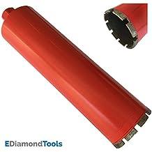 "4-1//2/"" Dry Diamond Core Drill Bit for Brick Block w Pilot Bit 1//2/"" Chuck Arbor"