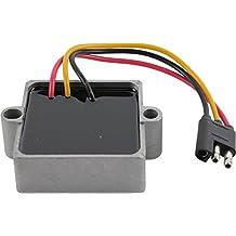 Tuzliufi Replace Voltage Regulator Rectifier Arctic Cat F6 F7 Firecat Sabercat 500 600 700 LX Carb R Sno Pro EFI L//C 5 Wires 2003 2004 2005 2006 Replace 0630-165 0630165 New Z57