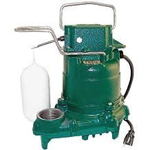 ZOELLER 31-0080 Sewage Basin,Inlet 4 In,30 gal