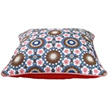 Mimex Pip Studio Home 12-Inch by 20-Inch Oriental Flowers Allover Cushion Cover