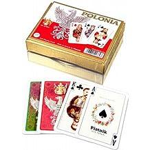 PIATNIK CIGAR POKER SINGLE DECK PLAYING CARDS 1144