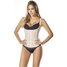 Faja Mujer para Bajar De Peso Quema Grasa Sudar Booty Booster Invisiblefit Short
