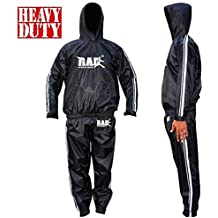 Heavy duty 2fit sweat shirt costume sauna exercise gym fitness perte de poids Hommes Top