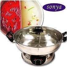Drizzle Hot Pot cuiseur /électrique pliable double Voltage100V-240V Mini Bouilloire Silicone Grade Cookerware Eau bouillante Vapeur Portable Voyage