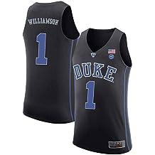 be7ed9a11 MitChell  amp  Ness Duke Blue Devils Zion Williamson 1  Stitched Men  39