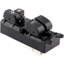 SUNROAD Electric Power Window Lifter Master Console Control Switch for Chrysler 07-10 300 /& Sebring /& 07-09 Aspen /& 08-10 Sebring Dodge 08-10 Challenger /& 07-10 Charge /& 07-09 Durango 07-08 Magnum