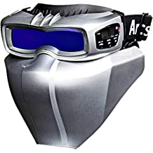 Servore ARC Shield 1 Flash Auto Shade Darkening Welding Helmet Protective Google