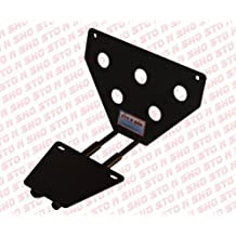 STO N SHOFor 2015-17 Ford Focus ST Quick Release License Plate Bracket SNS19A