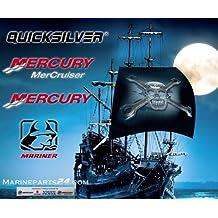 New Mercury Mercruiser Quicksilver OEM Part # 62-859008 HOLDER-ROPE-LT GR