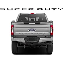 Black BDTrims Toyota Tacoma 2016-2019 Tailgate Letters Inserts ABS Plastic