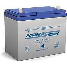 Power Sonic PS-1230 12V 3AH Replaces Bruno Elan SRE-3000 Medical Lift 2 Pack