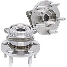 QJZ 510058 Wheel Bearing Wheel Hub Ball Bearing 2-Pack//Pair