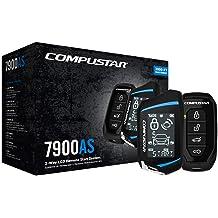 Compustar CS910-S 1-Way Remote Start System /& Keyless Entry ADS-AL-CA Bypass
