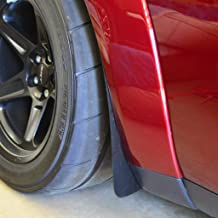 ZL1 Addons rock guards FRONT and REAR 2 pair Compatible with Chevy SS
