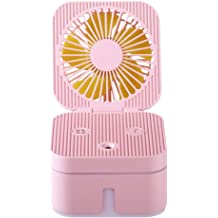 USB Small Fan Mini Rechargeable Student Dormitory Bed Mute Portable Portable Handheld Desk Surface Handheld Baby Stroller Small Fan Small Fan Network Red Light Fill Light Handheld Fan BLWX