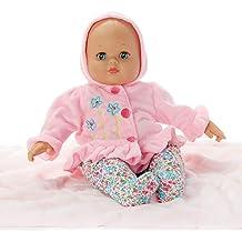 "Madame Alexander 14/"" Babble Baby Pink Princess New NRFB"