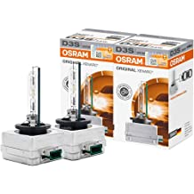 2PCS OSRAM XENARC D3S 66340 42403 ORIGINAL 4300K OEM REPLACE HID XENON BULBS