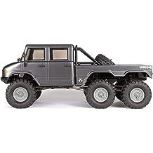 Aluminium Steering Front Knuckles pour 1//10 RC Crawlers Pièces Axial Wraith Noir