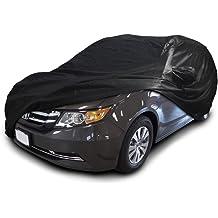 CarsCover Custom Fit 1992-2019 Lexus ES ES300 ES330 ES350 ES300h Car Cover Xtrashield Black ES 300 330 350 Covers