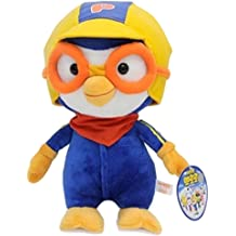 Pororo Face Backpack Toddler Kids Plush Backpack 2 to 5 years PR142 Pink