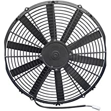 """Spal Engine Cooling Fan 30100384; Low Profile 12/"""" Single Electric"""