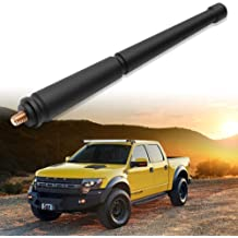 Designed for Optimized FM//AM Reception KSaAuto Antenna Mast Compatible with 2009-2018 Dodge Ram 1500 2500 3500 4500 5500 8 inches Flexible Rubber Antenna Replacement