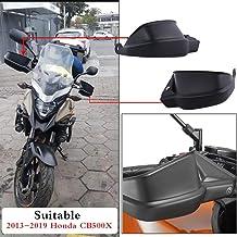 Black XX eCommerce Motorcycle Motorbike Adjustable Rearsets Foot Peg Rear Steps Footrest Footpeg For 2015-2016 Honda CB500F CBR500R
