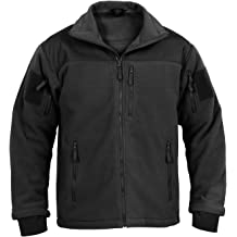 ROTHCO 9390 BLACK COLD WEATHER N-3B MILITARY MENS SNORKEL PARKA JACKET XS TO 3X