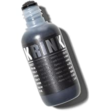 KRINK K60WHITE  K60 SQUEEZE ALCOHOL-BASED MARKER 60ML WHITE