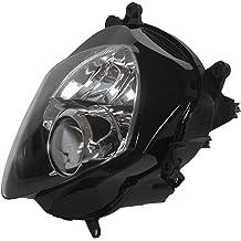 Sportbike Headlights SHL-1044-5 Black Motorcycle Headlight