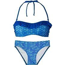 Fin Fun Ltd Edition Mermaid Swim Swimming Tail Skin w Monofin Lunar Tide Sz 6-12