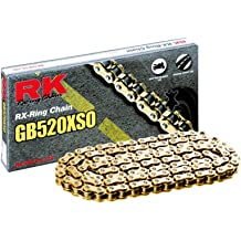 RK Racing Chain 530XSOZ1-118 118-Links X-Ring Chain with Connecting Link