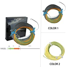 2pcs-Aventik Shooting Line Indicator Front Loop Level Line Fly Line with 2 Loops