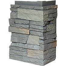 Limited Edition Onyx NextStone™ Faux Polyurethane Castle Rock Panel
