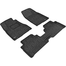 Autotech Park Custom Fit Car Floor Mat Compatible with 2015-2020 Acura TLX with Front Wheel Drive ONLY All Weather Heavy Duty Floor Mat Set Does NOT fit TLX with All Wheel Drive