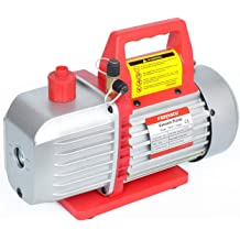 "Robinair Isolation Valve Vacuum Pump//Charging Cylinder R12//R22 1//4/"" Male Flare"