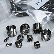 Helical Insert,304SS,M18x1.5,PK6 HELI-COIL R514-6