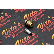 "2/"" extended wider AXLE Yamaha YFZ450 2004-2009 HEAT TREATED Vito/'s Performance"
