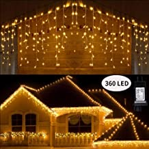 Memorial Day 8 Lighting Modes Photo Hanging Fairy String Lights for Bedroom Wedding Birthday Party Occasions Decor Multicolor Toodour 20 LED Photo Clips String Lights with Remote Control
