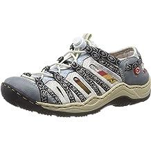 Rieker 54950-00 Chaussures Femmes Bottes Bottines Boots