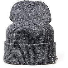 Baggy Toboggan Beanies MJ-Young Winter Slouchy Beanie Warm Lining Men Women Skull Cap