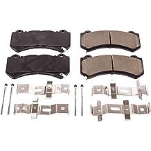 For Chevy Camaro 16-19 Brake Pads Z23 Evolution Sport Performance Carbon-Fiber