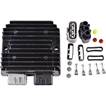 OEM Repl.# 32800-42F00 // 32101-31G00 Kit Generator Stator Gasket LTA 750 King Quad 2008 2009 2011-2017 Regulator for Suzuki LTA 700 X King Quad 2006 2007